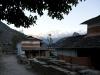 Dharapani au levé du soleil