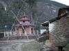 Le temple de Dharapani