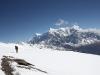 Photo prise lors de l\'étape 11 du trek du tour du Dhaulagiri