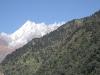 Photo prise lors de l\'étape 4 du trek du tour du Dhaulagiri